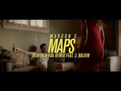 Maps (Rumba Whoa Remix) [Feat. J Balvin]