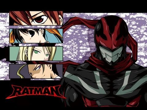 Manga Discussion: Ratman Chapter 31, The Shining Ray!!!
