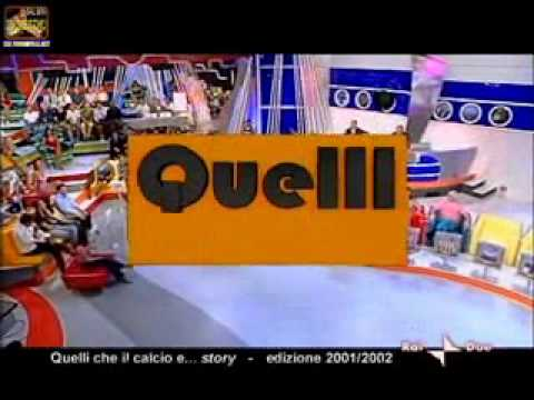 """Simona Ventura - Sigla """"QUELLI CHE... IL CALCIO"""" (2001)"""