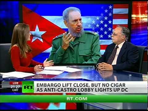 US to lift Cuban trade embargo?