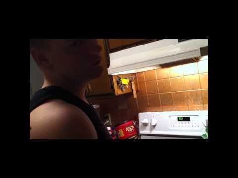 How to cook red meat in the frying pan! SwolePatrol Fatty Protein meal!