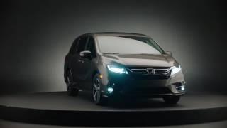 Honda сделала минивэн  Odyssey современнее