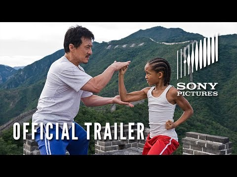 Watch the new THE KARATE KID Trailer in HD