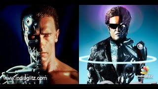 Watch 'Terminator' Arnold with Rajinikanth in 'Enthiran 2' ? Red Pix tv Kollywood News 06/Oct/2015 online