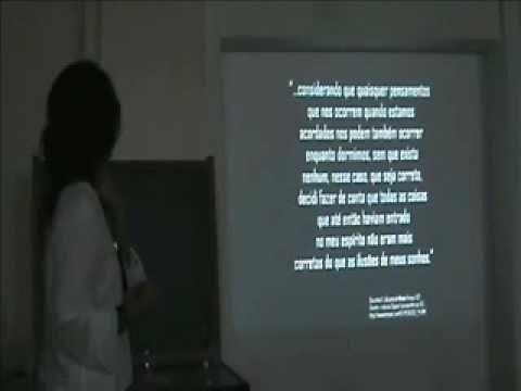MAIRA FRÓES_ ARTSCI 2010 Mais que a razão do belo: uma ciência sensível PARTE 1