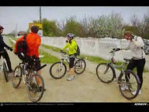 VIDEOCLIP Traseu MTB Lehliu - Lacul Mostistea - Sultana - Luptatori - Lehliu Gara