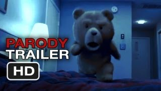 Blood Ted - A Ted Parody Trailer (2012) Mark Wahlberg Movie HD