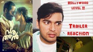 Varathan Trailer Reaction
