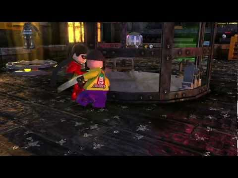 LEGO Batman 2: DC Super Heroes announcement trailer -X_CxEMuCeVw