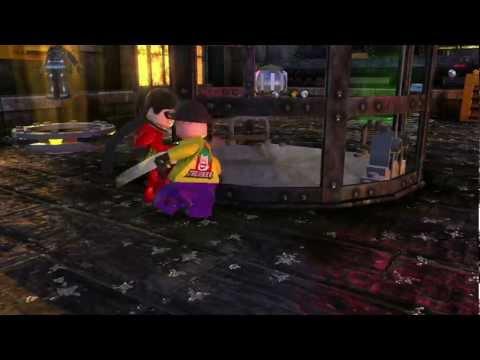 LEGO Batman 2: DC Super Heroes announcement trailer -X_CxEMuCeVw