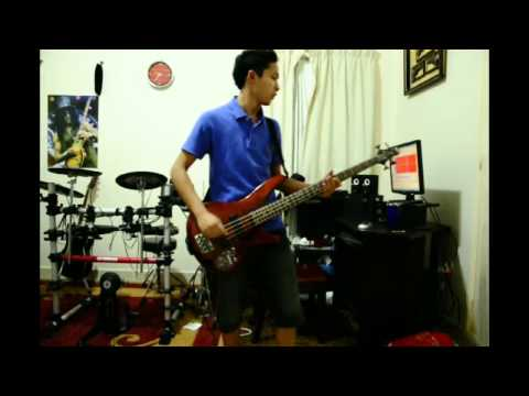 Closehead - Berdiri Teman bass cover