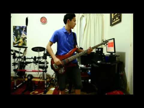 Closehead - Berdiri Teman bass cover