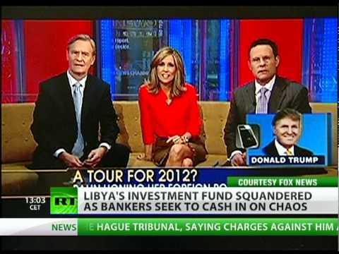 Cash In On Chaos: Goldman Sachs ripped off Gaddafi?