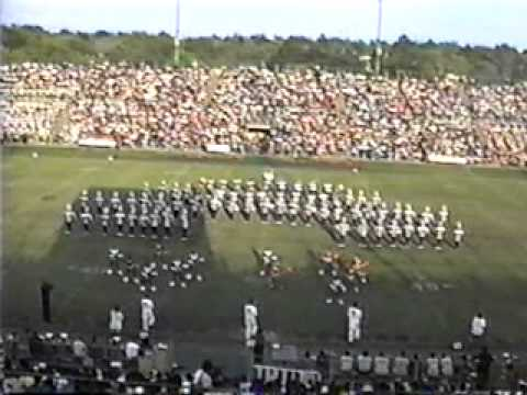 Southwest Marching Patriots Macon Battle of the Bands 2000