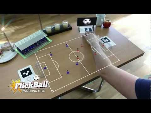 PS Vita - AR Suite Demonstration