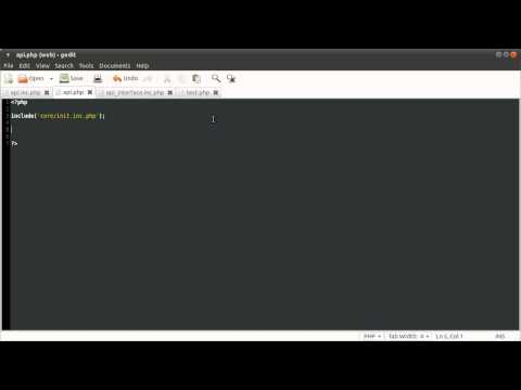 PHP Tutorial: Developer API [part 02]