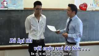 Bạn Và Bè - Minh Tuấn - karaoke [Full Beat]