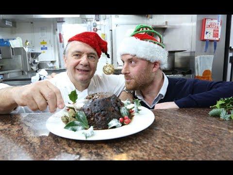 Raymond Blanc: how to make brandy butter and flambé your Christmas pudding