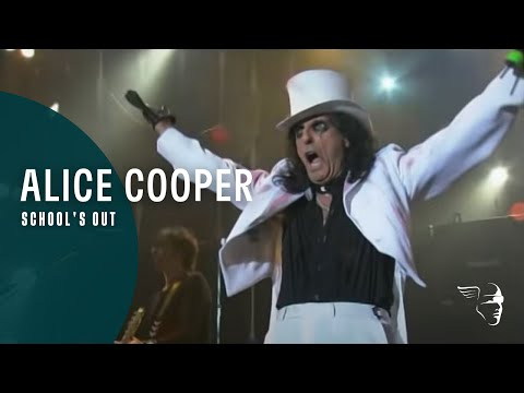 Alice Cooper - School-s Out (From Live at Montreux)