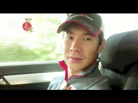 小林可夢偉/KAMUI KOBAYASHI Rd.09 BRITISH GP SUNDAY
