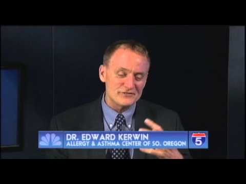 Dr. Edward Kerwin - Alergy & Asthma Center of Southern Oregon