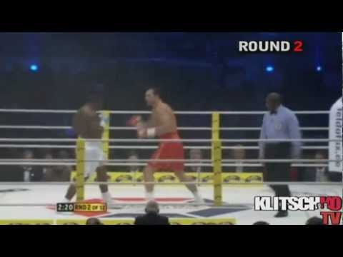 Wladimir Klitschko vs Samuel Peter II (Highlights)