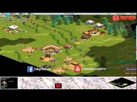 AOE | Skyred vs Hà Nội 20-6-2014