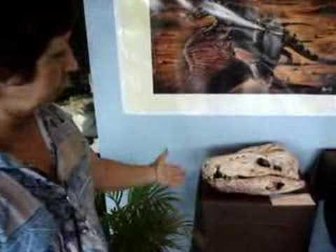 Exposição Jóias da Paleontologia 2006