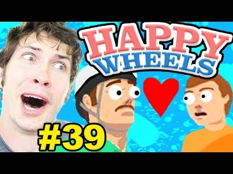 Happy Wheels - I LOVE YOU SON - Part 39