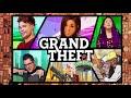 Фрагмент с начала видео SURPRISE GTA HEIST (Grand Theft Smosh)