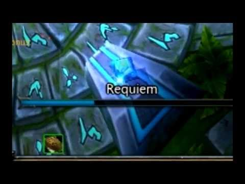 Pro as heck Guide to Spawn Karthus by Dyrus | MLG | 420 | Ron Paul 2012