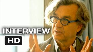 Pina - Wim Wenders Interview (2012) HD
