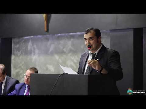 Sessão Solene da Câmara Municipal de Capão Bonito