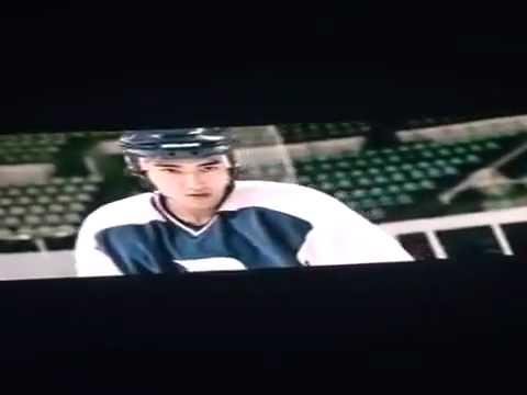 111119 SS4 Seoul VCR Super Junior playing hockey