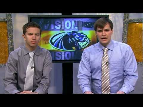 Panthervision | Program | 12/10/2012