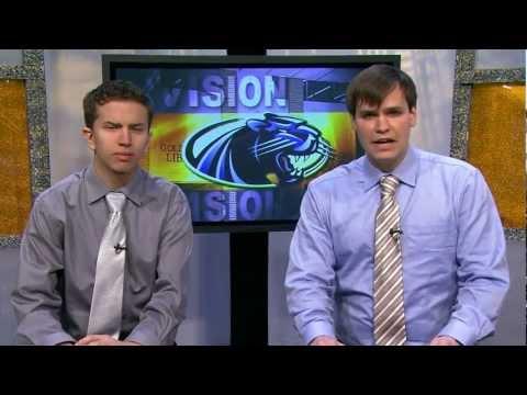 Panthervision | Program | 12/10/2012