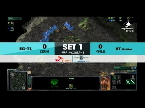 SPL [01.06] Revival(EG-TL) vs Flash(KT) 1SET /  WCS Ohana LE - Starcraft 2