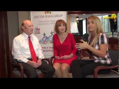 Miami TV Life - Jenny Scordamaglia with Doctor Rivka