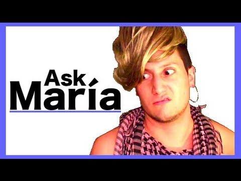 Ask María! (Rihanna Stole Her Hairstyle!)