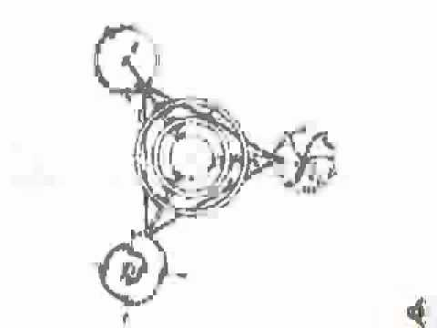 Decoding of the Barbury Castle crop circle 1991 and the Jerusalem UFO 2011 - part 2/2