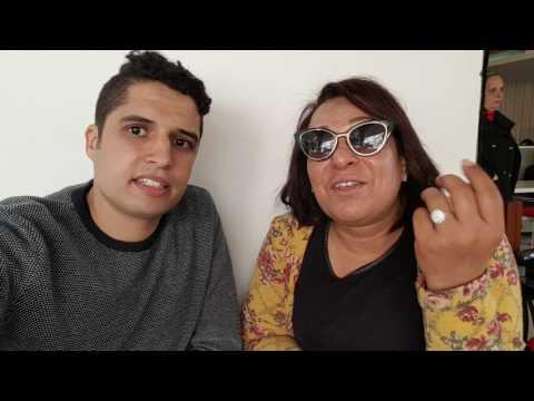 Le mot de l'artiste Marociane bouchra ahriche pour le Festival