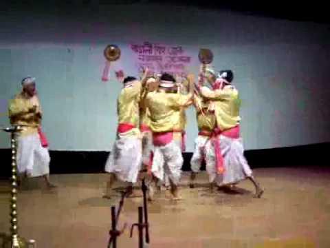 Bihu Husori 2010 Assam University, Silchar