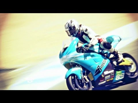2012 FIM e-Power Championship joint with TTXGP Championship - Laguna Seca-Monterey - (USA)