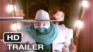 A Monster In Paris (2011) Movie Trailer HD