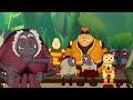 Фрагмент с конца видео - Лунтик и его друзья - 346 серия. Спектакль