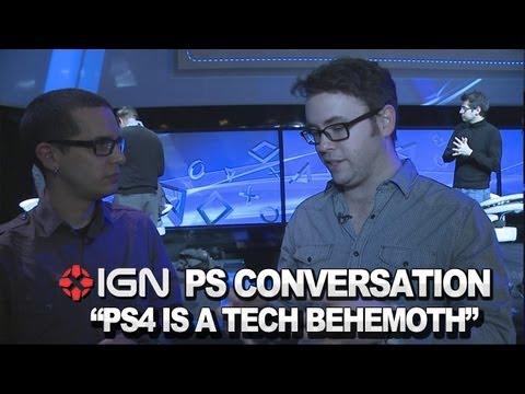 PS4 is a Technical Behemoth - PlayStation Conversation - UCKy1dAqELo0zrOtPkf0eTMw