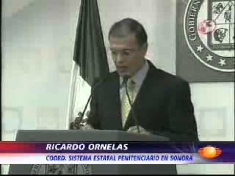Policia Federal y Fuerzas Federales realizan cateos en todas las cárceles de Sonora