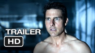 Oblivion Official Trailer Tom Cruise Sci-Fi Movie HD