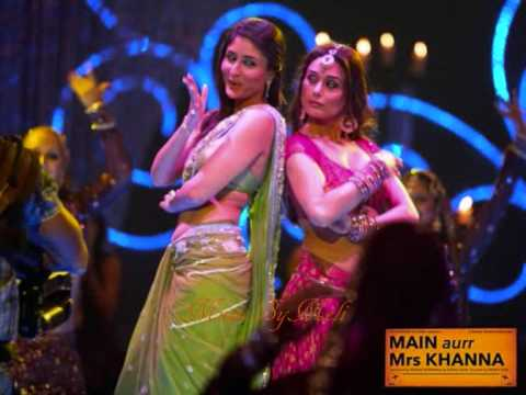 Main Aur Mrs Khanna-Happening(Preity Zinta)-Pics Mix-Full song