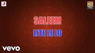 Saleem - Lite Le Lo Telugu Lyric